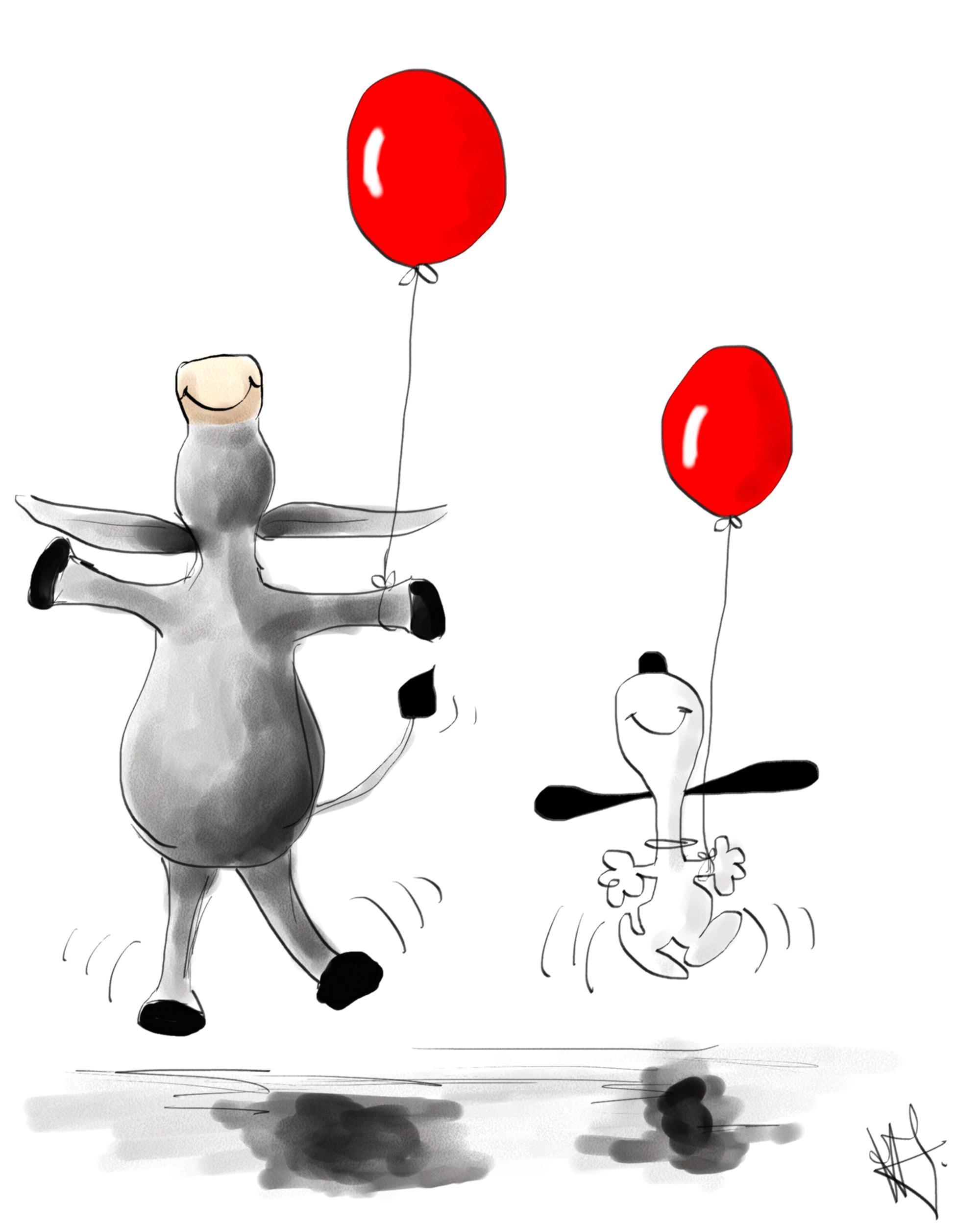 Derek & Snoopy