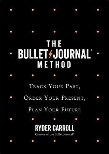 Bullet Journal Method book cover