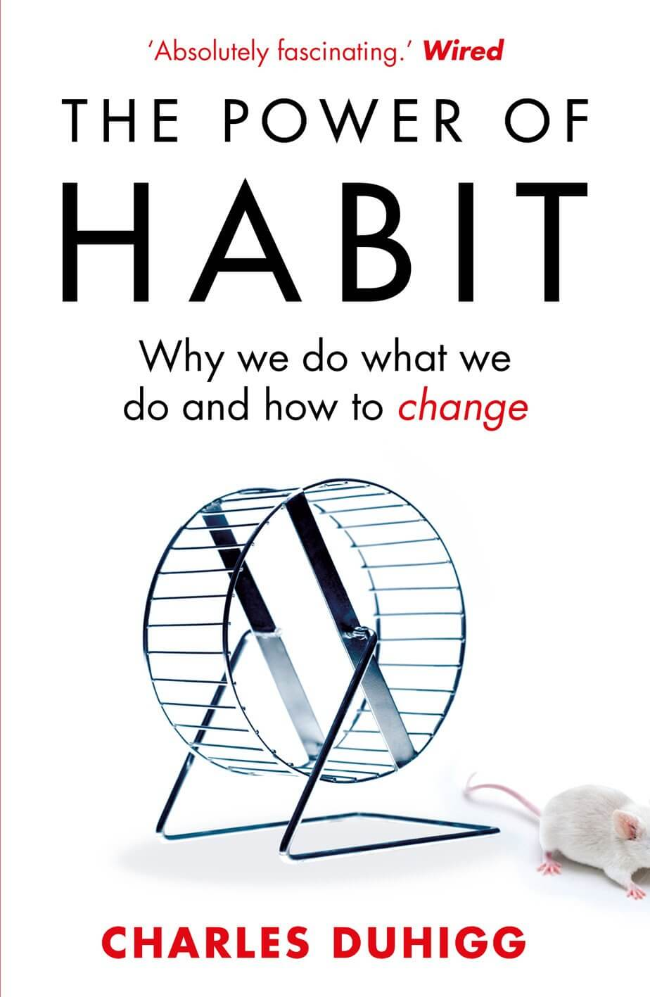 Power of Habit book cover