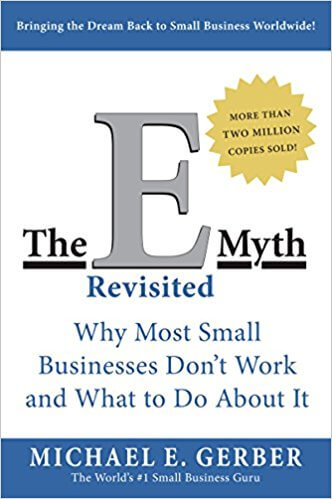 The E-Myth book cover