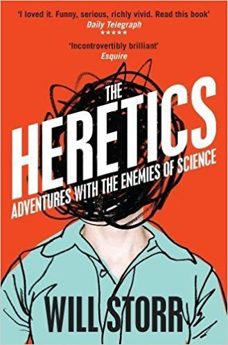 The Heretics book cover