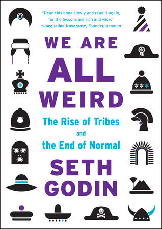We Are All Weird book cover
